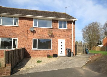 Thumbnail 3 bed semi-detached house for sale in Sycamore Close, Westonzoyland, Bridgwater