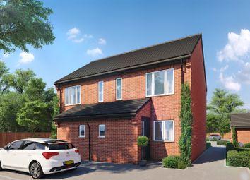 Thumbnail 2 bedroom semi-detached house for sale in Claypit Lane, Fox Grove, Plot 4, Fakenham