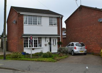 Thumbnail 3 bed detached house for sale in 33A Azalea Drive, Burbage, Hinckley