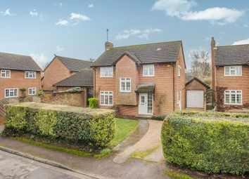 Thumbnail 4 bed detached house for sale in Docklands, Pirton, Hitchin