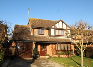 Thumbnail 4 bedroom detached house for sale in Northwood, Welwyn Garden City