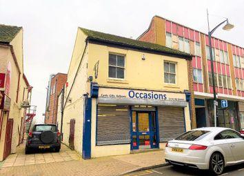 Retail premises for sale in 39 Queen Street, Burslem, Staffordshire ST6
