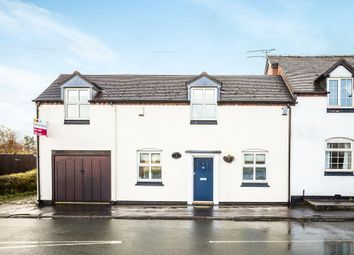 Thumbnail 3 bed end terrace house for sale in Village Road, Dunham On The Hill, Frodsham