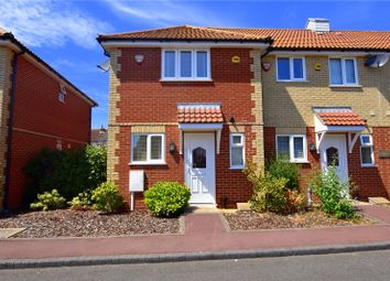Thumbnail 2 bed terraced house for sale in Isla Cottages, Wembley Gardens, Lancing, West Sussex