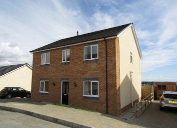 Thumbnail 4 bed detached house for sale in Ffordd Werdd, Gorslas, Llanelli, Carmarthenshire