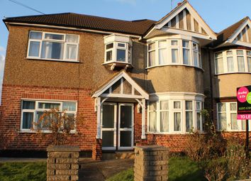 Thumbnail 1 bed flat to rent in Cornwall Road, Ruislip Manor