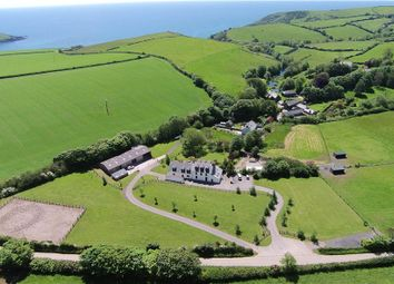 Thumbnail 7 bed detached house for sale in Portlooe, Looe, Cornwall