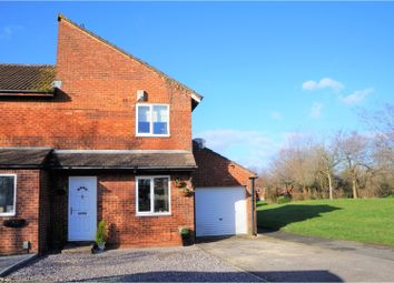 Thumbnail 3 bed semi-detached house for sale in Worsley Road, Swindon