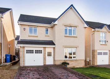 Thumbnail 4 bed detached house for sale in Langton Grove, East Calder, Livingston