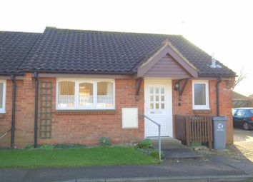 Thumbnail 1 bedroom bungalow for sale in Churchfield Green St. Williams Way, Thorpe St Andrew, Norwich