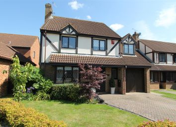 Thumbnail 4 bed detached house for sale in The Meadows, Hemel Hempstead