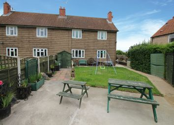 Thumbnail 4 bed semi-detached house for sale in Scarthingwell Crescent, Saxton, Tadcaster