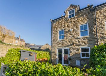 Thumbnail 3 bed end terrace house for sale in Nether Dale, Denby Dale, Huddersfield