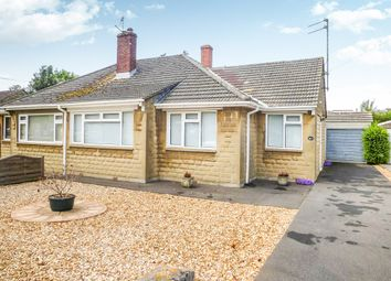 Thumbnail 3 bed semi-detached bungalow for sale in Downham Mead, Chippenham
