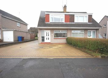 Thumbnail 3 bed semi-detached house for sale in Roman Hill Road, Hardgate, Clydebank