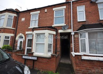 Thumbnail 3 bedroom terraced house for sale in Edward Road, Eastwood, Nottingham