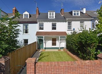 Thumbnail 3 bed terraced house for sale in Albion Place, Exeter