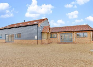 Thumbnail 3 bedroom detached house to rent in Puddock Road, Warboys, Huntingdon