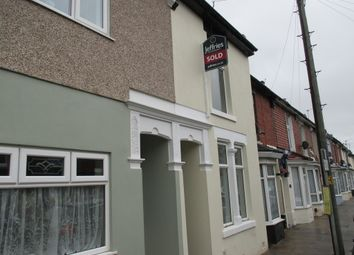 Thumbnail 3 bedroom terraced house to rent in Lower Derby Road, Portsmouth