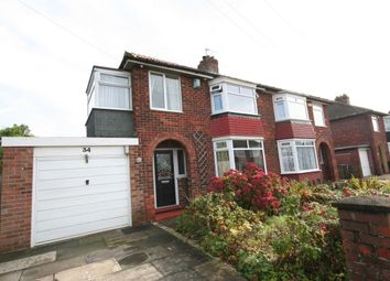 Thumbnail 3 bed semi-detached house for sale in Minsterley Drive, Acklam, Middlesbrough