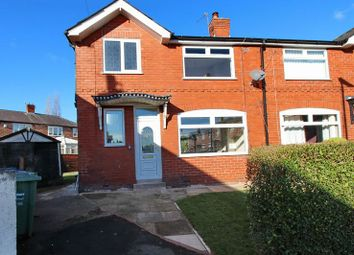 Thumbnail 3 bedroom semi-detached house for sale in Cotswold Close, Prestwich, Manchester