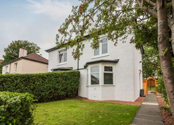 Thumbnail 2 bed semi-detached house for sale in 26 Cloberhill Road, Glasgow