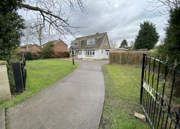 Thumbnail 4 bed detached house for sale in York Road, Barlby, Selby