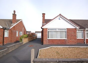 Thumbnail 2 bed semi-detached bungalow for sale in Fairfax Avenue, Bispham, Blackpool