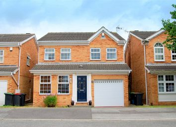 Thumbnail 4 bed detached house for sale in Wickerwood Drive, Kirkby-In-Ashfield, Nottinghamshire