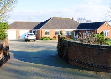 Thumbnail 3 bed detached bungalow for sale in Martin Lodge, Boston Road, Spilsby
