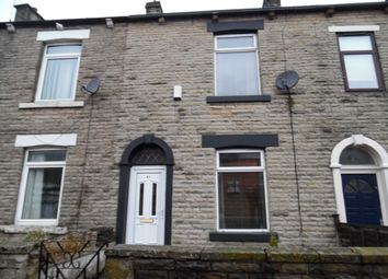 Thumbnail 2 bedroom terraced house for sale in Dunwood Park Courts, Milnrow Road, Shaw, Oldham