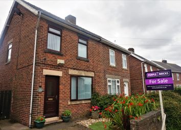Thumbnail 2 bed semi-detached house for sale in Sunnyside, Cramlington