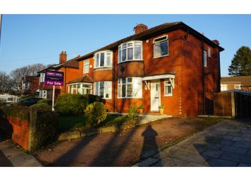 Thumbnail 3 bed semi-detached house for sale in Long Lane, Bolton