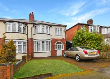 Thumbnail 3 bed semi-detached house for sale in White Road, Quinton, Birmingham