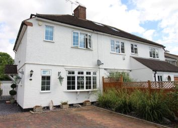 Thumbnail 2 bed semi-detached house to rent in Richards Road, Cobham