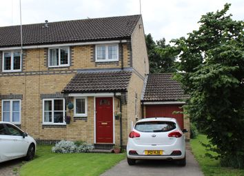 Thumbnail 3 bedroom end terrace house for sale in Granta Leys, Linton, Cambridge