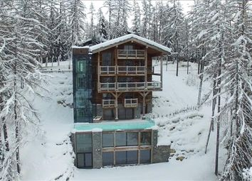 Thumbnail Detached house for sale in Crans-Montana, 3963 Montana, Switzerland