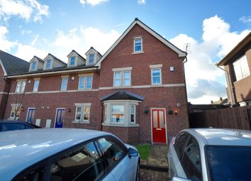 Thumbnail 4 bed end terrace house to rent in Westbridge Mews, Paddington, Warrington