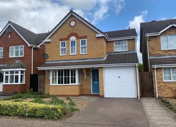 Thumbnail 4 bed detached house to rent in Woodrush Road, Purdis Farm, Ipswich