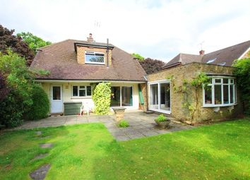 Thumbnail 4 bed detached house to rent in Coldharbour Road, Woking