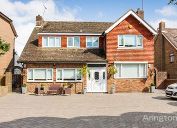 Thumbnail 4 bed detached house for sale in Church Lane, Pyecombe
