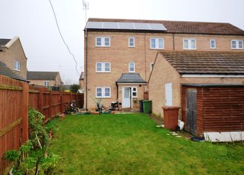 Thumbnail 5 bedroom semi-detached house for sale in Baldwin Drive, Sugar Way, Peterborough