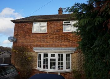 Thumbnail 3 bed end terrace house to rent in Homestall, Guildford