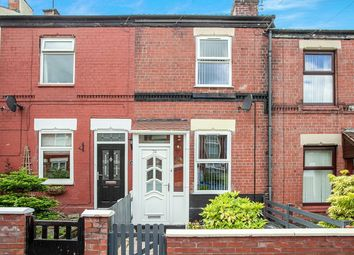 Thumbnail 2 bedroom terraced house for sale in Alpine Road, Stockport