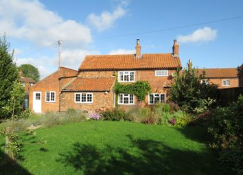 Thumbnail 4 bed detached house for sale in Water Lane, Bassingham, Lincoln