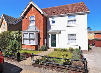 Thumbnail 4 bed detached house for sale in High Street, Greenhithe
