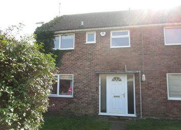 Thumbnail 4 bed semi-detached house to rent in Anglers Way, Chesterton, Cambridge
