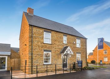 Thumbnail 4 bed detached house for sale in The Layton, Deddington Grange, Deddington
