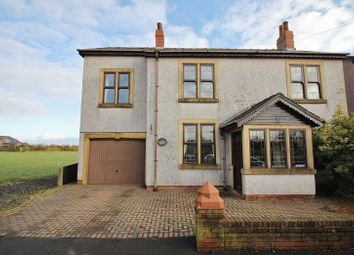 Thumbnail 3 bed detached house to rent in Willow House, Sandy Lane, Preesall.