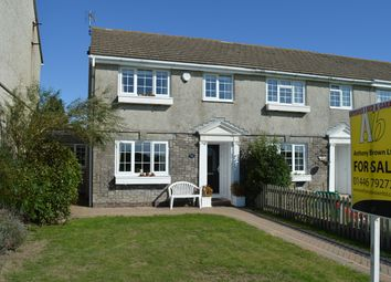 Thumbnail 3 bed end terrace house for sale in Tewdrig Close, Llantwit Major